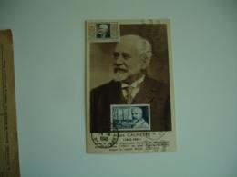 1948 Albert Calmette C M Carte Maximum - Maximum Cards
