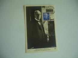 1944 Amiens Professeur Branly   C M Carte Maximum - Maximumkaarten