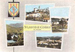 SAINT-LAURENT-de-CERDANS - Vues Générales - Blason - Other Municipalities