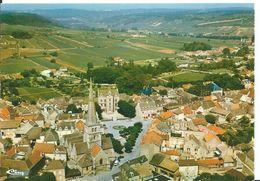 MEURSAULT    (  COTE D'OR   )  VUE GENERALE AÉRIENNE - Meursault