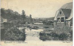 WALCOURT : L'Eau D'Heure - Cachet De La Poste 1913 - Walcourt