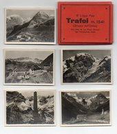 X1A21/ Trafoi Gruppo Dell`Ortles 12 Kleine Fotos  Ca.1930 Italien Südtirol - Italien