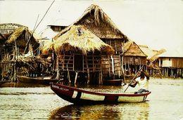 Benin  Dahomey  Pirogue - Benin