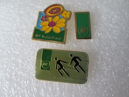 PIN'S   LOT  3  BP - Carburantes