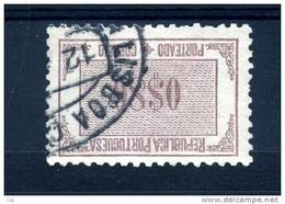 Portugal  -  Taxes  :  Yv  56  (o) - Port Dû (Taxe)