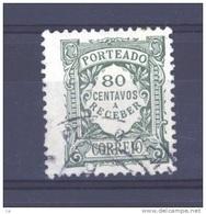 Portugal  -  Taxe  :  Yv   42  (o) - Port Dû (Taxe)
