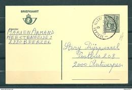 Postkaart Van Berlaar (Lier) Naar Antwerpen - Belgium