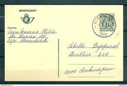 Postkaart Van Berchem (Antw.) 1 Naar Antwerpen - Belgium