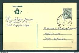 Postkaart Van Betekom Naar Antwerpen - Belgium