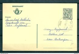 Postkaart Van Bertem Naar Antwerpen - Belgium