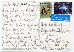 Namibia - Postcard - Carte Postale - Namibie (1990- ...)