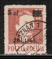 PL 1945 MI 389 USED - Used Stamps
