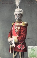 SERBIE .CARTE MAXIMUM. N°207820. 1913. Cachet ? Grub Aus Serbien - Serbien