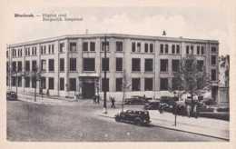 Etterbeek - Hôpital Civil - Burgerlijk Hospitaal - Animée - Pas Circulé - TBE - Auderghem - Oudergem