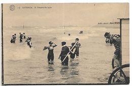 Oostende    A L'Heure Du Bain - Oostende