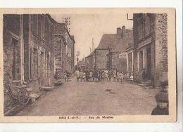France 35  - Bais - Rue Du Moulins  - Achat Immédiat - Sonstige Gemeinden