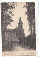France 35  - Environs De Fougères - Le Châtellier - L'Eglise  - Achat Immédiat - Fougeres