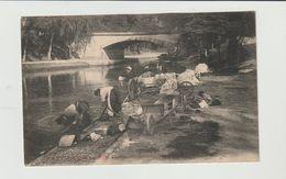 FRANCE / CPA .  / AUDE / GROUPE DE LAVANDIERES /  1906 - France