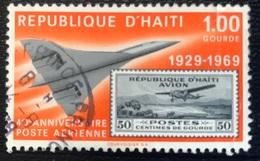 Haïti - A1/20 - (°)used - 1971 - 40st. Verjaardag Luchtpost - Haïti