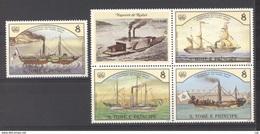 Portugal  -  S. Tome E Principe  :  Yv  802-05     **   Bateau - Boat - St. Thomas & Prince