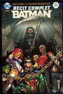 BATMAN Récit Complet - 11- Urban Comics - DC Rebirth - 144 Pages - ( Février 2019 ) . - Batman