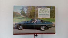 Coupure De Presse De 1986 Jaguar XJ-SC V12 - Voitures