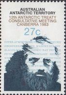 Antarctica - A.A.T. Treaty Consultative Meeting Michel 60 MNH 27891 - Nuevos