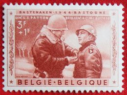 Memoriaal Generaal Patton OBC N° 1034 (Mi 1079) 1957 POSTFRIS MNH ** BELGIE BELGIEN / BELGIUM - Unused Stamps