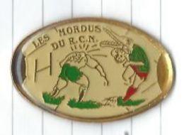Rugby Les Mordus Du RCN Club De Supporters De Noisy Le Sec 93 Joueur - Rugby