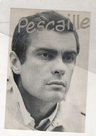 AUTOGRAPHE SUR CARTE POSTALE DE L'ACTEUR GARDNER MAC KAY ( AVENTURES DANS LES ILES ) - DISQUE COLUMBIA EMI - Autogramme & Autographen