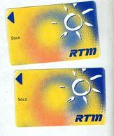 Ticket De Transport RTM Economisez Theme Cochon - Bus