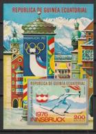 Guinée  équatoriale - 1975 - N°Mi. Bloc 160 - Innsbruck / Olympics - Neuf Luxe ** / MNH / Postfrisch - Guinée Equatoriale