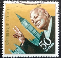 Haïti - A1/20 - (°)used - 1968 - Sir Winston Churchill - Haïti