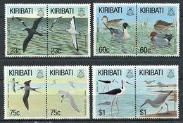 262 - KIRIBATI 1993 - Yvert 270/76 - Oiseau - Neuf ** (MNH) Sans Trace De Charniere - Kiribati (1979-...)