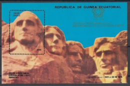 Guinée  équatoriale - 1976 - N°Mi. Bloc J222 - US Independance - Neuf Luxe ** / MNH / Postfrisch - Guinée Equatoriale