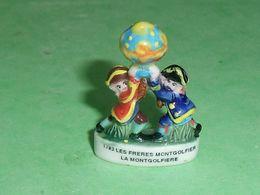 Fèves / Autres / Divers : 1783 Les Frères Montgolfiers , La Montgolfière   T78 - Other
