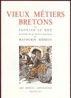 Mathurin Méheut - Bon De Souscription - 2 Tirés à Part - 4 Pages - Camaret - Saint-Malo - Programmes