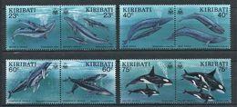 262 - KIRIBATI 1994 - Yvert 312/19 - Mammifere Marin - Neuf ** (MNH) Sans Trace De Charniere - Kiribati (1979-...)