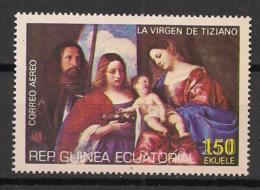 Guinée  équatoriale - 1978 - N°Mi. 1346 - Le Titien - Neuf Luxe ** / MNH / Postfrisch - Guinée Equatoriale