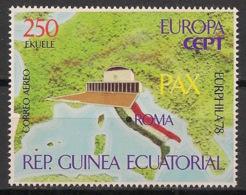 Guinée  équatoriale - 1978 - N°Mi. 1351 - Euraphila - Neuf Luxe ** / MNH / Postfrisch - Guinée Equatoriale