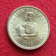 Paraguay 5 Guaranies 1992 KM# 166a Fao F.a.o.  Paraguai - Paraguay