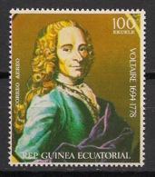 Guinée  équatoriale - 1979 - N°Mi. 1489 - Voltaire - Neuf Luxe ** / MNH / Postfrisch - Guinée Equatoriale
