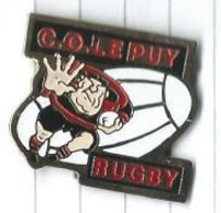 Rugby : CO Le Puy (3) Joueur Ballon - Rugby