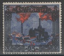 Sarre - YT 68 * MH - 1921 - Unused Stamps