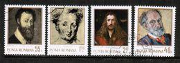 ROMANIA  Scott # 2289-92 VF USED (Stamp Scan # 678) - 1948-.... Republiken