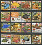 262 - KIRIBATI 2002 - Yvert 480/95 - Poisson - Neuf ** (MNH) Sans Trace De Charniere - Kiribati (1979-...)