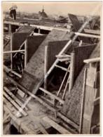 03-Travaux Théâtre De L'Empire En 1922 3 Photos Originales - Gradins Du 2ème Balcon Fond De Salle Et Divers - Luoghi
