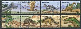 262 - KIRIBATI 2006 - Yvert 615/22 - Prehistoire Dinosaure - Neuf ** (MNH) Sans Trace De Charniere - Kiribati (1979-...)