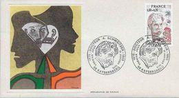 1er Jour A CHWEITZER - 1960-1969