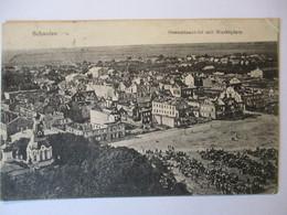 Litauen Schaulen, Feldpoststation 214, Feldpost 1916 (38030) - Guerre 1914-18